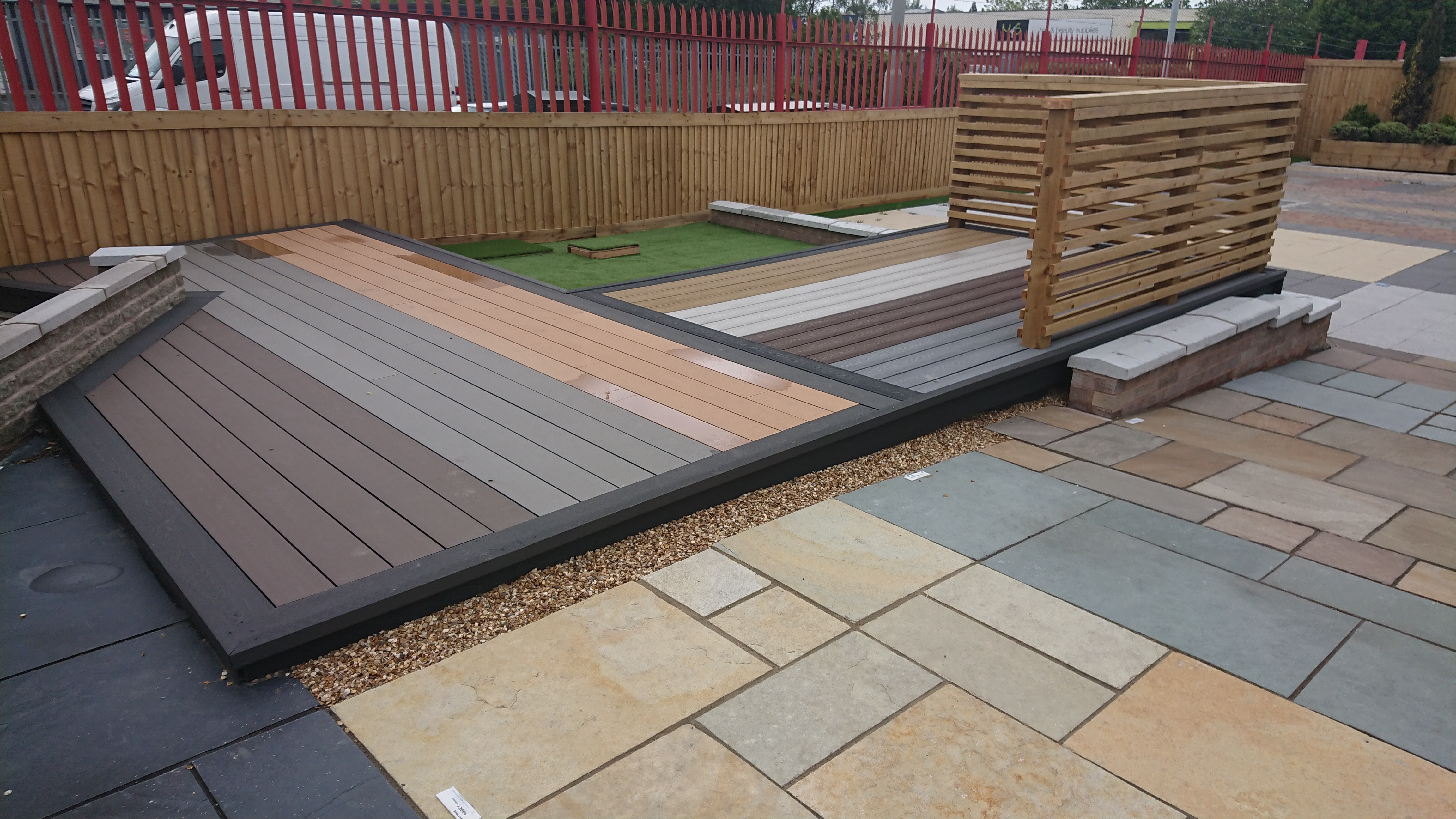 Composite Decking Stockport / Manchester